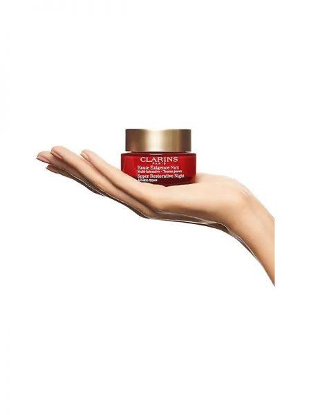 clarins Super Restorative Night All Skin Types