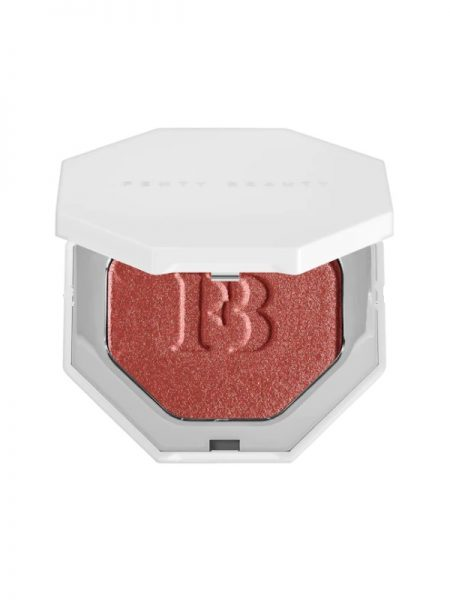 Ruby Richez metallic brick red