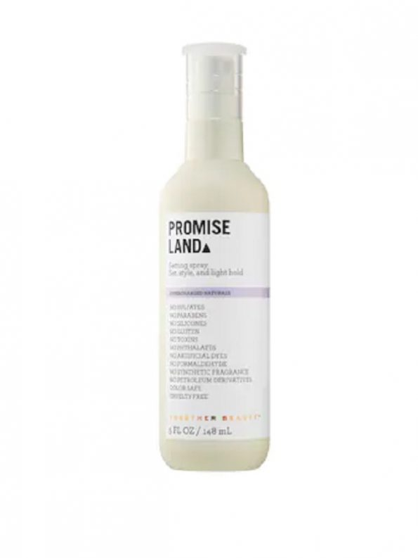 Together Beauty Promise Land Setting Spray